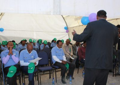 FedWell Alpha Protien Soup Support VIP Inauguration Ceremony in Collaboration with Yehiwot Berhan Church of Ethiopia and Welfare Organization YBCEDO (2)