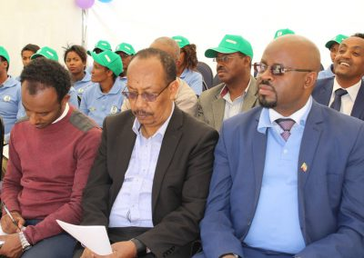 FedWell Alpha Protien Soup Support VIP Inauguration Ceremony in Collaboration with Yehiwot Berhan Church of Ethiopia and Welfare Organization YBCEDO (4)