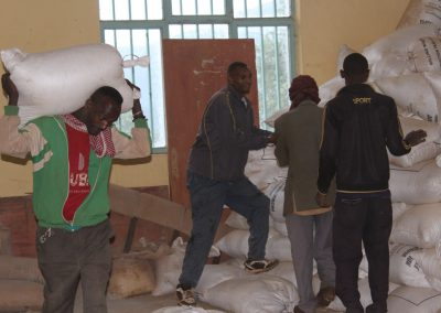 Humanitarian Relief Support to People Affected by Drought in Oromia East Shoa Zone Adea Woreda Girja Kebele - YBCEDO (2)