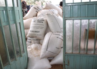 Humanitarian Relief Support to People Affected by Drought in Oromia East Shoa Zone Adea Woreda Girja Kebele - YBCEDO (3)