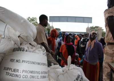 Humanitarian Relief Support to People Affected by Drought in Oromia East Shoa Zone Adea Woreda Girja Kebele - YBCEDO (4)