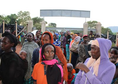 Humanitarian Relief Support to People Affected by Drought in Oromia East Shoa Zone Adea Woreda Girja Kebele - YBCEDO (5)