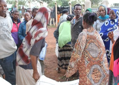Humanitarian Relief Support to People Affected by Drought in Oromia East Shoa Zone Adea Woreda Girja Kebele - YBCEDO (7)