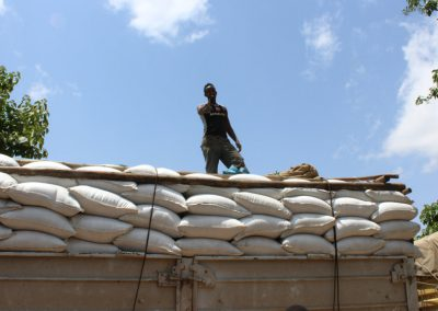 Humanitarian Relief Support to People Affected by Drought in Oromia East Shoa Zone Adea Woreda Gulbo Kebele - YBCEDO (3)
