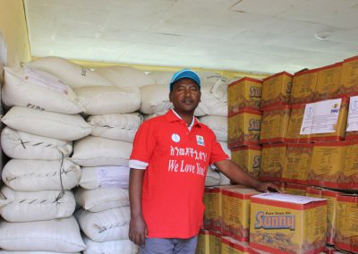 Humanitarian Relief Support to People Affected by Drought in Oromia East Shoa Zone Adea Woreda Gulbo Kebele - YBCEDO (4)